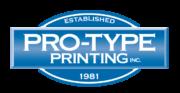 Pro-Type Printing Logo