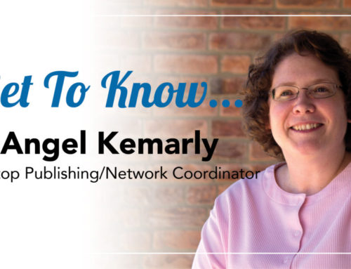 Get to Know… Angel Kemarly