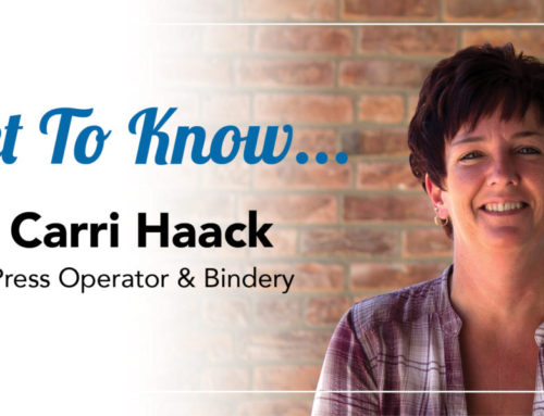 Get to Know… Carri Haack