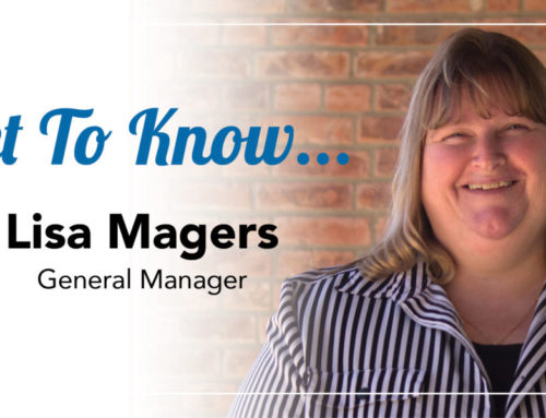 Get to Know… Lisa Magers