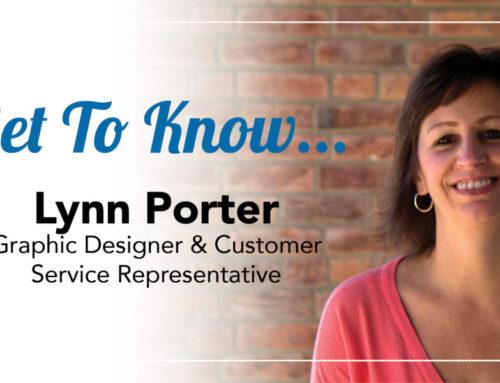 Get to Know… Lynn Porter