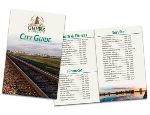 Gibson Area Chamber of Commerce City Guide